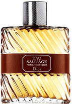 Christian Dior Eau Sauvage Leather Freshness