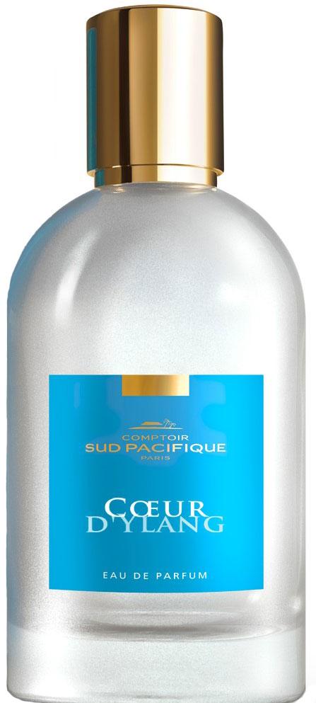 Comptoir Sud Pacifique Coeur d'Ylang парфюмированная вода 100мл (Комптуа Суд ПасификСердце Иланга)