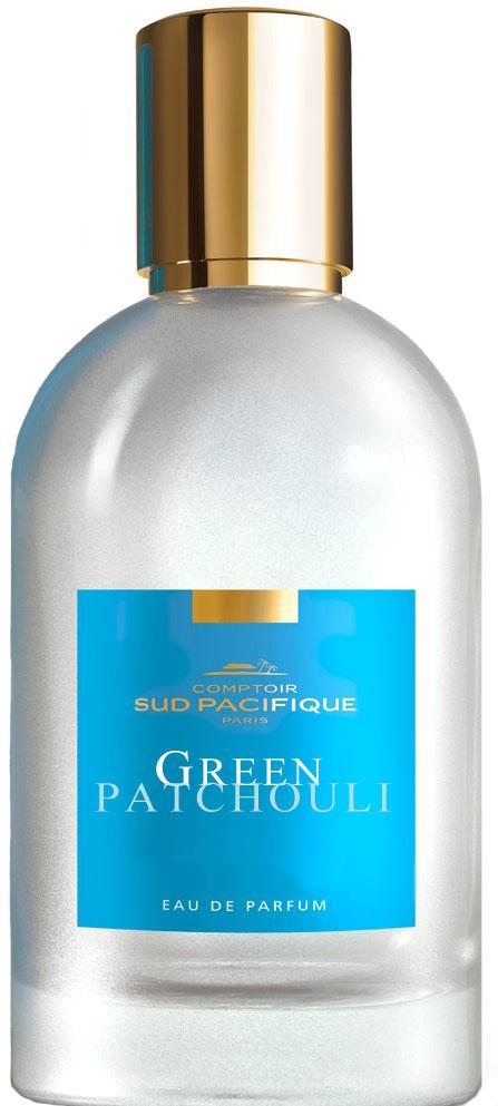 Comptoir Sud Pacifique Green Patchouli парфюмированная вода 100мл (Комптуа Суд ПасификЗеленый Пачули)