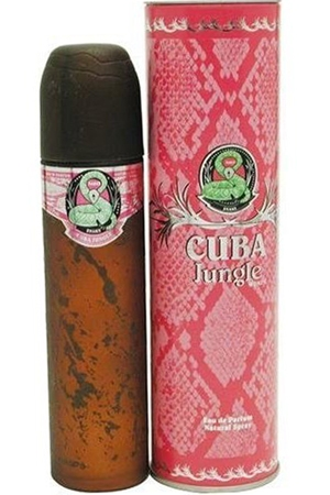 Cuba Paris Jungle Snake парфюмированная вода 100мл (Куба Париж Джангл Снейк)
