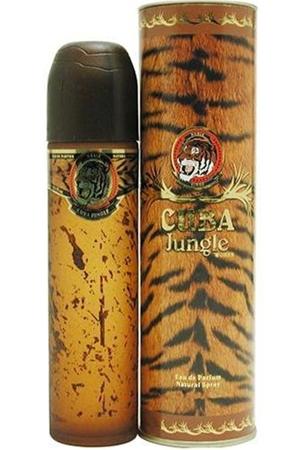 Cuba Paris Jungle Tiger парфюмированная вода 100мл (Куба Париж Джангл Тигр)