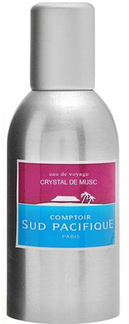 Comptoir Sud Pacifique Crystal de Musc туалетная вода 100мл (Сюд Пасифик Кристальный мускус)