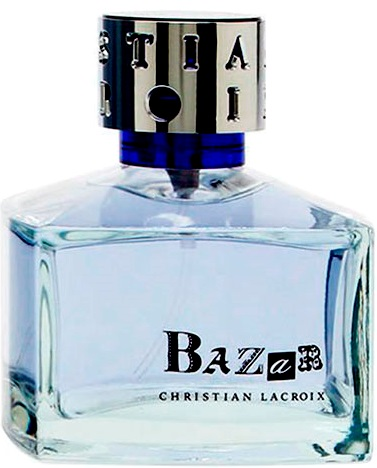 Christian Lacroix Bazar for men 2002