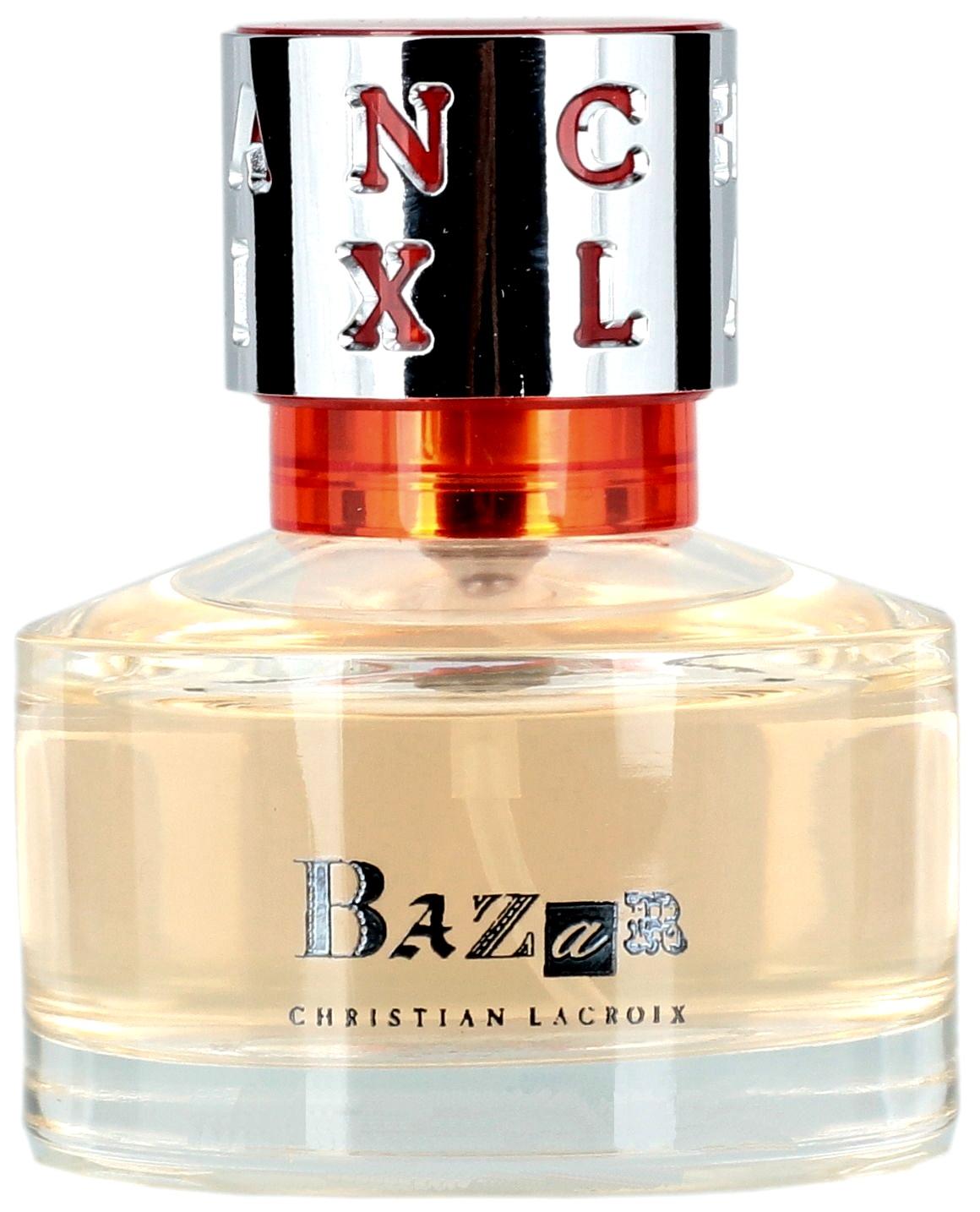 Christian Lacroix Bazar for women 2002 парфюмированная вода 50мл (Кристиан Лакруа Базар для Женщин 2002)