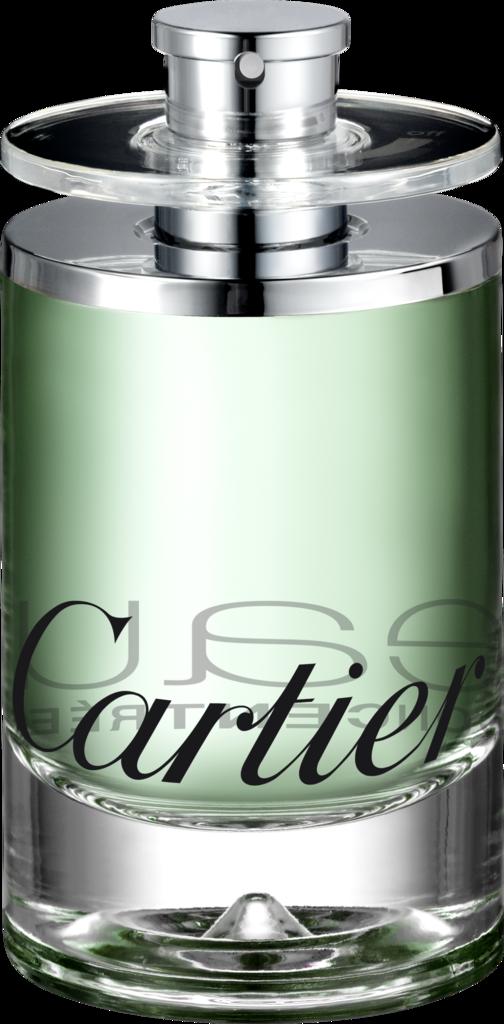Cartier Eau de Cartier Concentree туалетная вода 100мл тестер (Картье Вода Картье Концентрат)