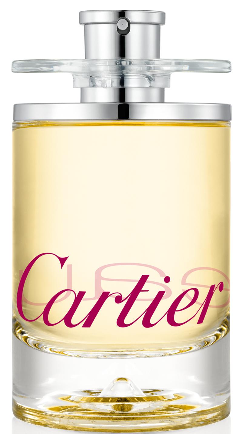 Cartier Eau de Cartier Zeste de Soleil туалетная вода 100мл тестер (Картье Вода Картье Солнечная Цедра)