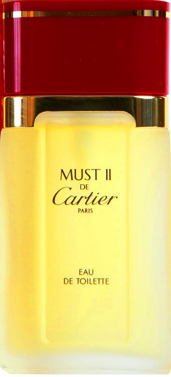 Cartier Must II for women