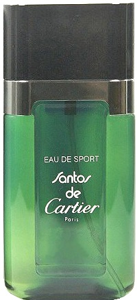 Cartier Santos de Cartier Eau de Sport туалетная вода 100мл тестер (Картье Сантос де Картье О де Спорт)