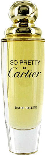 Cartier So Pretty Cartier духи 10мл (Картье Со Претти)