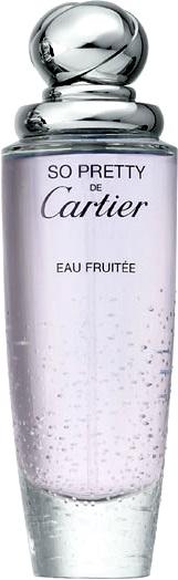 Cartier So Pretty Fruitee туалетная вода 50мл тестер (Картье Со Претти Фрутти)
