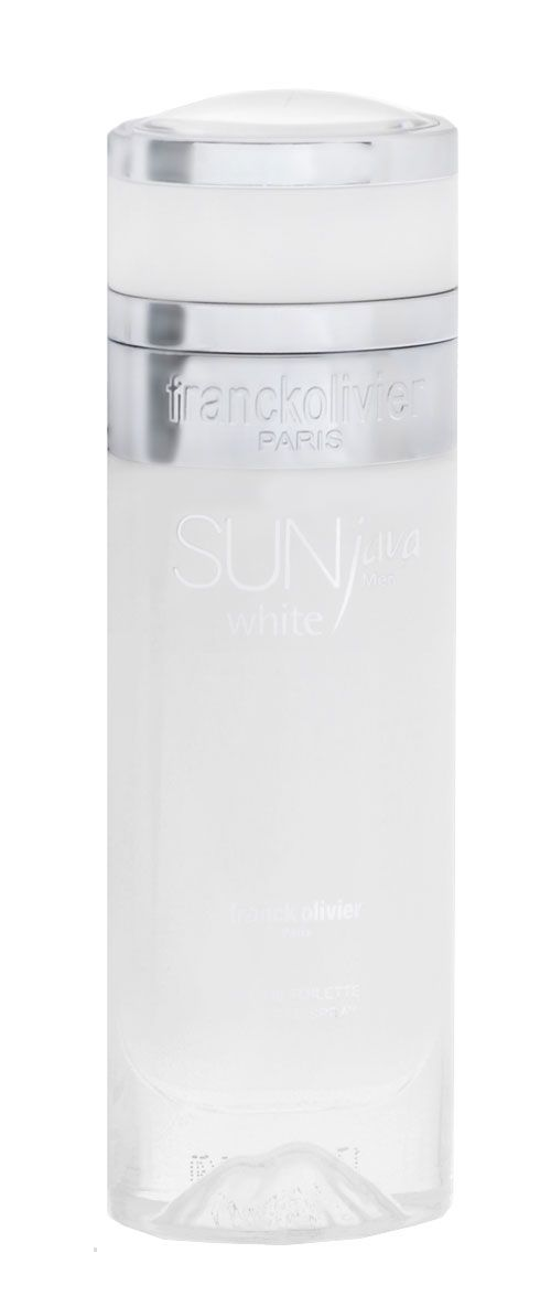 Franck Olivier Sun Java White For Men
