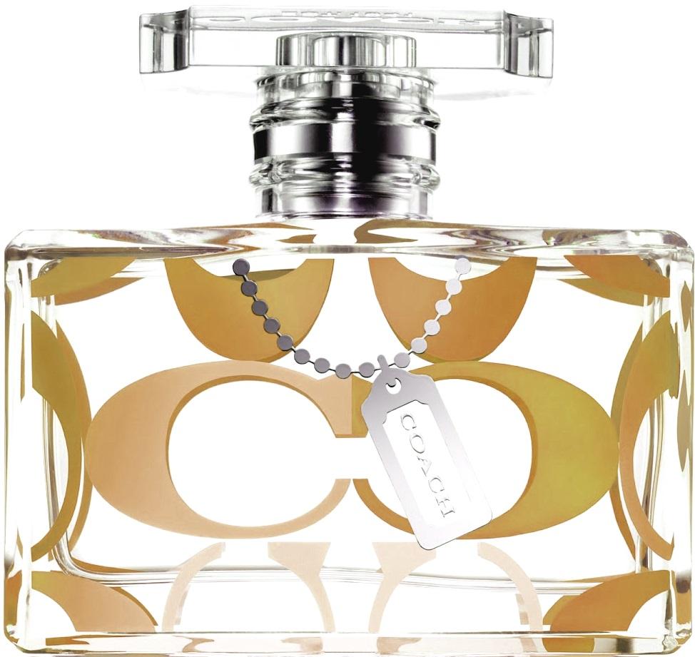 Coach Signature Rose d'Or парфюмированная вода 100мл (Коуч Автограф Золотая Роза)