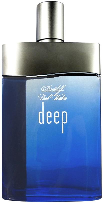 Davidoff Cool Water Deep туалетная вода 100мл тестер (Давидофф Кул Ватер Дип)
