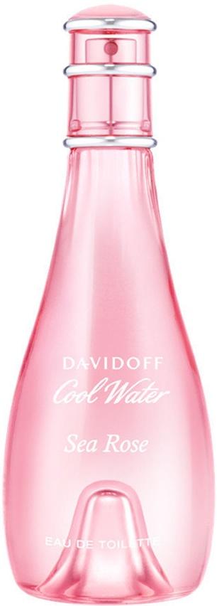 Davidoff Cool Water Sea Rose туалетная вода 30мл (ДавидоффСвежая ВодаМорская Роза)