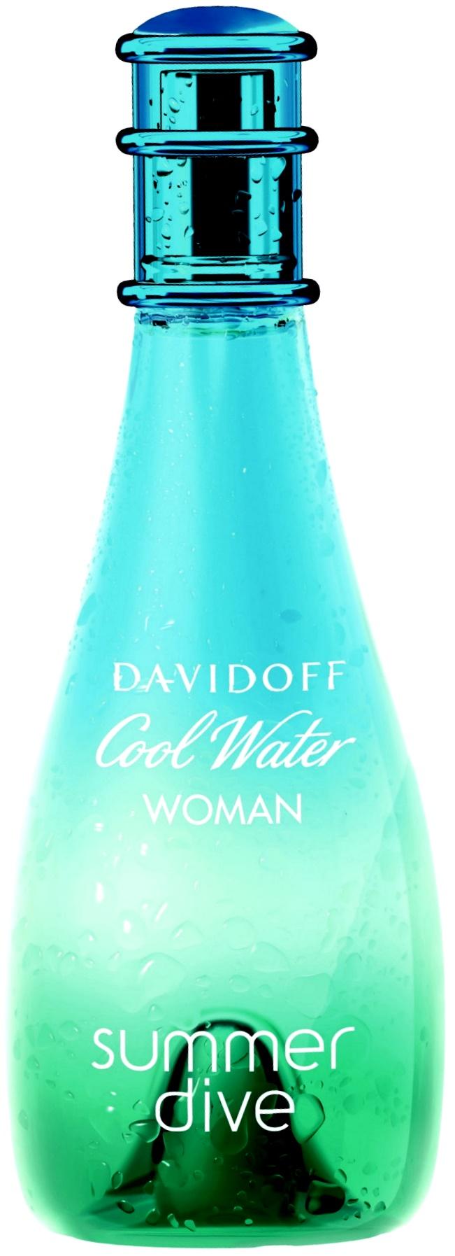 Парфюм echo woman davidoff, 50 мл