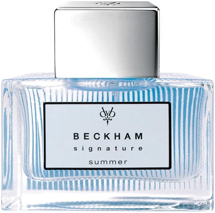 David Beckham Signature Summer for Him