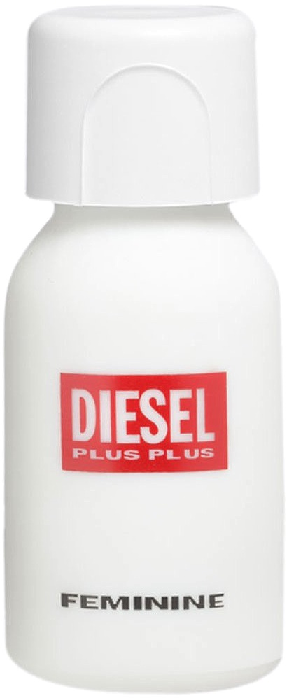 Diesel Plus Plus Feminine туалетная вода 75мл (Дизель ПлюсПлюс Женственный)