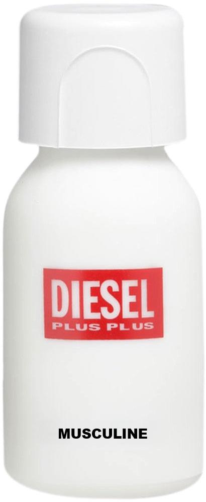 Diesel Plus Plus Masculine туалетная вода 75мл (Дизель ПлюсПлюс Мужественный)