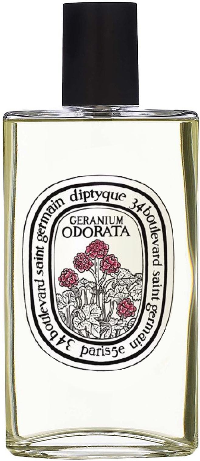 Diptyque Geranium Odorata туалетная вода 100мл (Диптик Герань Одората)