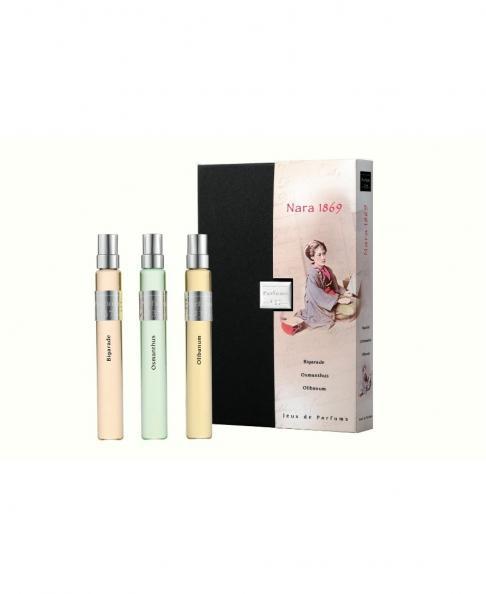Parfums 137 Jeux de Parfums Nara 1869 парфюмированная вода 3х15мл ()