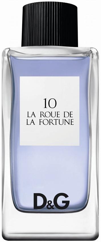 D&G 10 La Roue de La Fortune туалетная вода 100мл (Дольче Габбана 10 Колесо Фортуны)