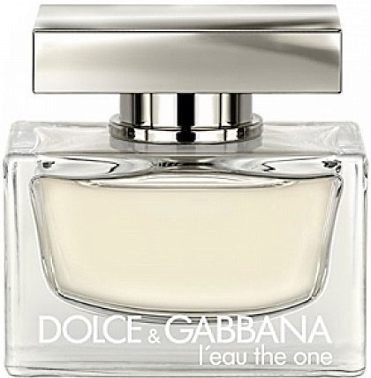 D&G L'Eau The One туалетная вода 75мл (Дольче и Габбана Ле Зе Ван)