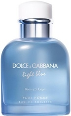 D&G Light Blue Pour Homme Beauty of Capri