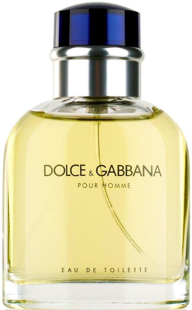D&G Pour homme туалетная вода 125мл (Дольче и Габбана Для Мужчин)