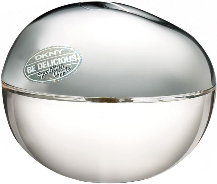 DKNY Be Delicious Sparkling Apple парфюмированная вода 30мл (Донна Каран Нью-Йорк Би Делишес Искристое Яблоко)
