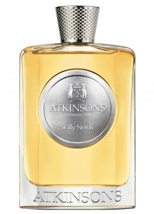 Atkinsons Scilly Neroli парфюмированная вода 100мл тестер (Аткинсонс Силли Нероли)