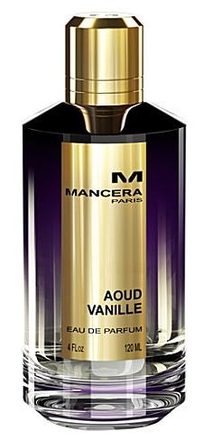 Mancera Aoud Vanille парфюмированная вода 120мл (Мансера Уд Ваниль)