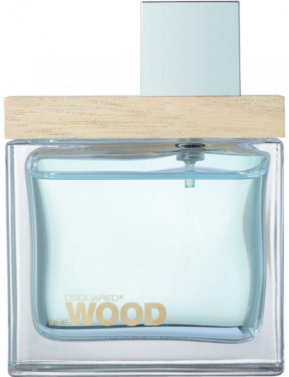 Dsquared2 She Crystal Creek Wood парфюмированная вода 100мл тестер (Дискваред Кристальный Лесной Ручей)