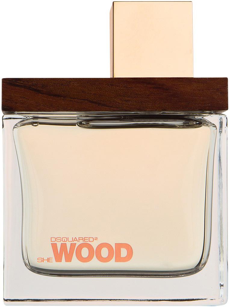 Dsquared2 She Wood Velvet Forest Wood парфюмированная вода 30мл тестер (Дискваред 2 Бархатный Древесный Лес)