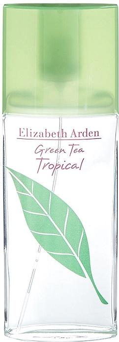 Elizabeth Arden Green Tea Tropical туалетная вода 100мл (Элизабет Арден Зеленый Чай Тропический)