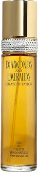 Elizabeth Taylor Diamonds and Emeralds