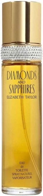 Elizabeth Taylor Diamonds and Sapphires туалетная вода 100мл (Элизабет Тейлор Бриллианты и Сапфиры)