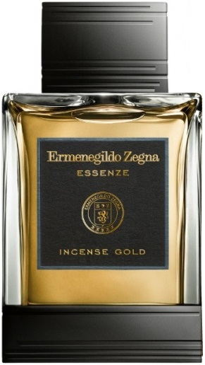 Ermenegildo Zegna Incense Gold туалетная вода 125мл (Эрменежильдо Зегна Золотой Ладан)