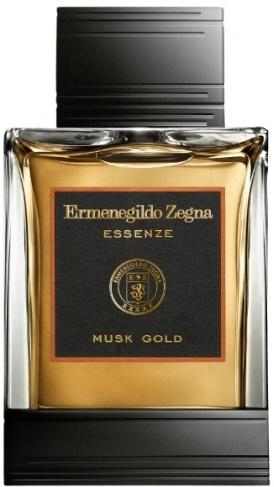 Ermenegildo Zegna Musk Gold туалетная вода 125мл (Эрменижильдо Зегна Золотой Мускус)