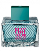 Banderas Play In Blue Seduction For Women