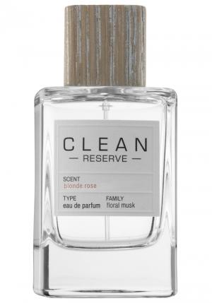Clean Reserve Collection Blonde Rose парфюмированная вода 100мл (Клин Резервная Коллекция Белая Роза)