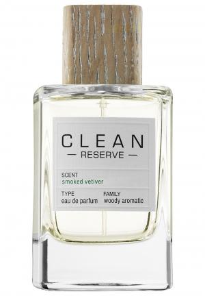 Clean Reserve Collection Smoked Vetiver парфюмированная вода 100мл (Клин Резервная Коллекция Дымный Ветивер)