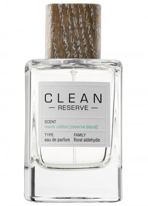 Clean Reserve Collection Warm Cotton парфюмированная вода 100мл (Клин Резервная Коллекция Теплый Хлопок)