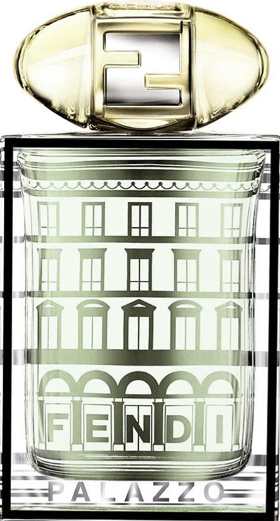 Fendi Palazzo Eau De Toilette фенди палаццо туалетная вода купить духи