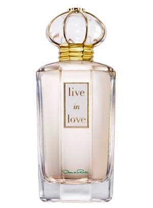 Oscar de la Renta Live in Love парфюмированная вода 100мл ()