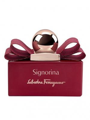 Salvatore Ferragamo Signorina In Rosso туалетная вода 50мл (Сальваторе Феррагамо Синьорина в Красном)