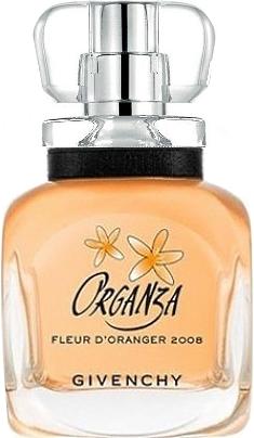 Givenchy Harvest 2008 Organza Fleur d`Oranger парфюмированная вода 60мл тестер (Живанши Урожай 2008 Органза Цветущий Апельсин)