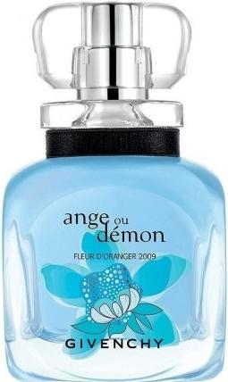Givenchy Harvest 2009 Ange ou Demon Fleur d`Oranger парфюмированная вода 60мл (Живанши Урожай 2009 Ангел или Демон Цветущий Апельсин)