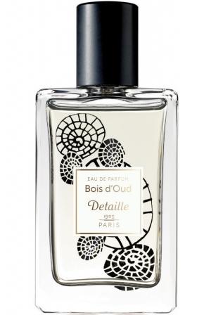 Detaille Bois d'Oud парфюмированная вода 50мл (Дитайль Удовое дерево)