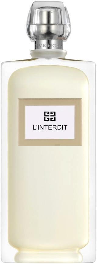 Givenchy L`Interdit туалетная вода 50мл (Живанши Интердит)