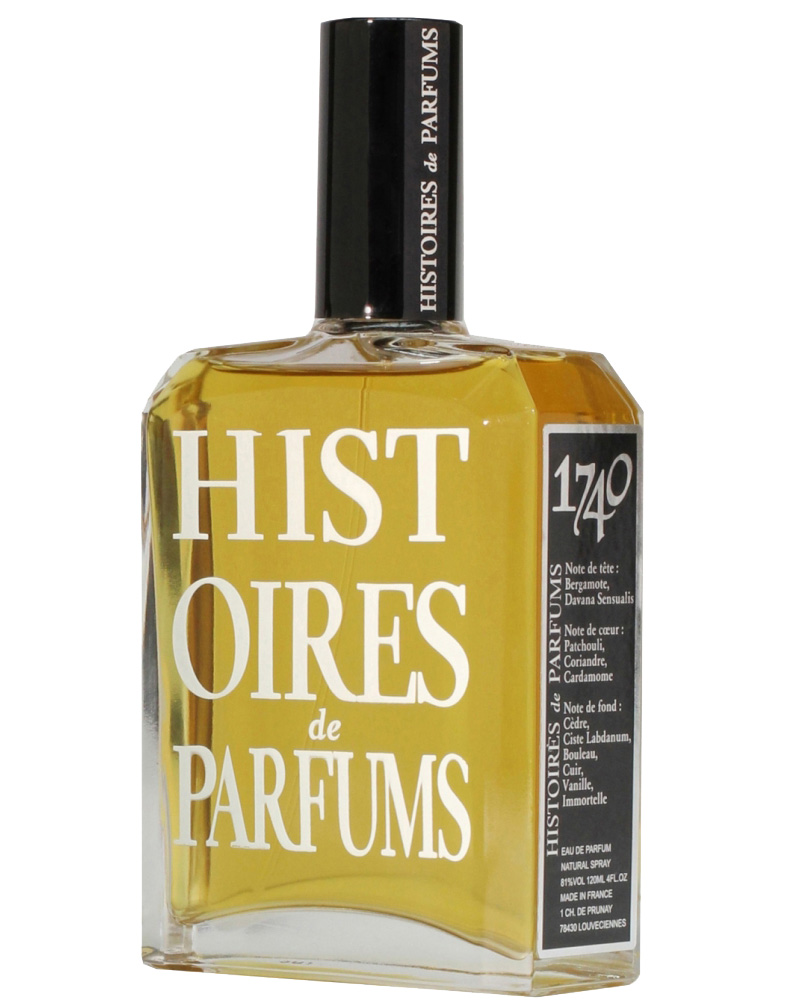 Histoires de Parfums 1740 Marquis de Sade парфюмированная вода 120мл (Хисторисде Парфюмс 1740 Маркиз де Сад)